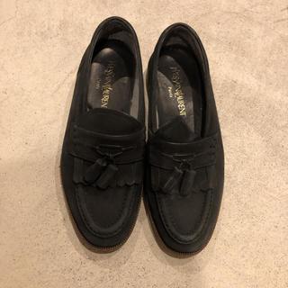 サンローラン(Saint Laurent)のサンローラン ローファー(ローファー/革靴)