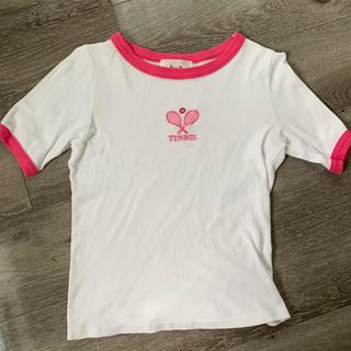 ハニーミーハニー(Honey mi Honey)のraspberrypie テニスT(Tシャツ(半袖/袖なし))