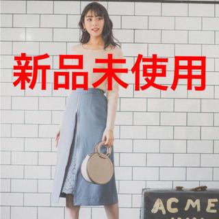 アンデミュウ(Andemiu)の完売品♡Andemiu♡レースジップタイトスカート(ひざ丈スカート)
