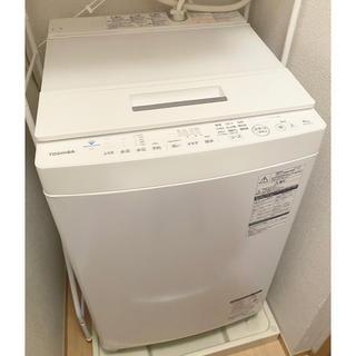 東芝 - 東芝 AW-8D8(W) 洗濯機