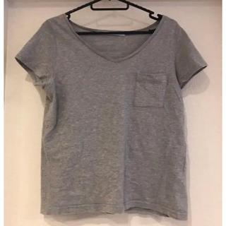 アンレリッシュ(UNRELISH)の【かにゃんこ25さま専用】UNRERISH グレーTシャツ(Tシャツ(半袖/袖なし))