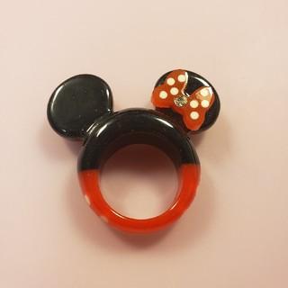 ディズニー(Disney)のディズニー ミニーちゃんリング(リング(指輪))