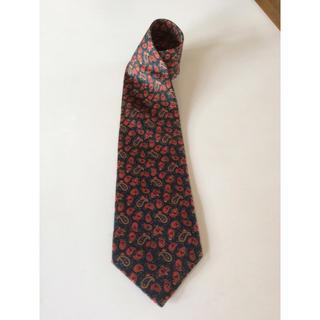ネクタイ knot&dimple ペイズリー シルク100%(ネクタイ)