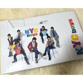 エヌワイシー(NYC)のNYCboys ファイルケース(アイドルグッズ)