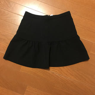 ルカ(LUCA)のルカ♡ブラックスカート(ミニスカート)