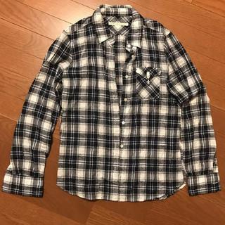 ルカ(LUCA)のチェックシャツ ネルシャツ(シャツ/ブラウス(長袖/七分))