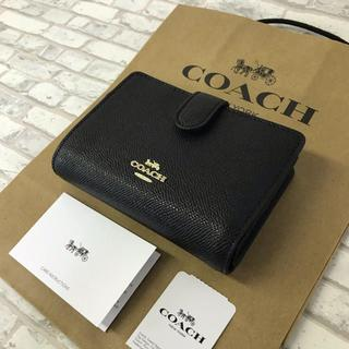 ウェンディズアンドフットザコーチャー(Wendy's & foot the coacher)の新品未使用 コーチ 折り財布(財布)