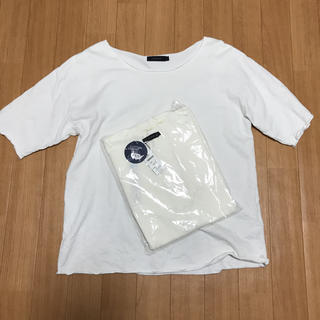 RAGEBLUE - Tシャツ トップス カットソー メンズ L ホワイト スエット