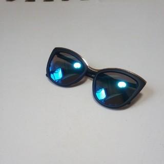 エイチアンドエム(H&M)のミラーサングラス(サングラス/メガネ)