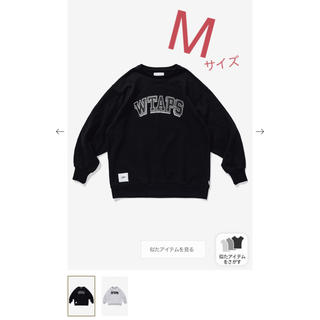 W)taps - WTAPS DAWN. DESIGN CREW NECK