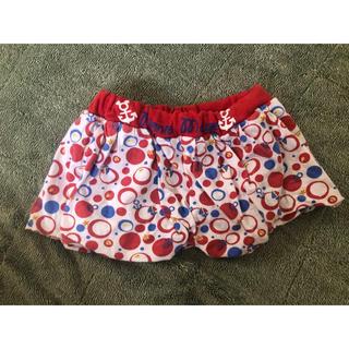 ディズニー(Disney)のミニーちゃん スカート 80(スカート)