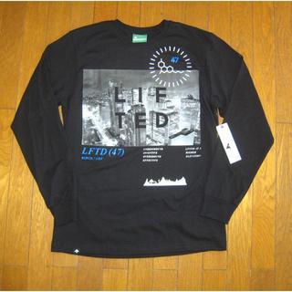 エルアールジー(LRG)のLRG エルアールジー 長袖Tシャツ HIGH CITY LIFE ブラック M(Tシャツ/カットソー(七分/長袖))