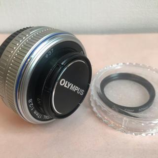 オリンパス(OLYMPUS)の【はるの様専用】単焦点レンズ、フィルター(レンズ(単焦点))