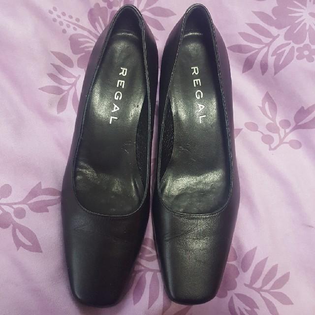 REGAL(リーガル)のリーガルパンプス(22.5㎝) レディースの靴/シューズ(ハイヒール/パンプス)の商品写真