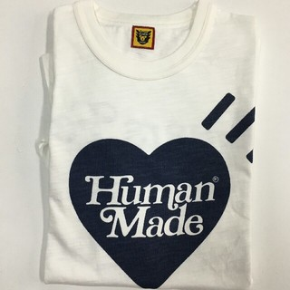A BATHING APE - human made × Girls Don't Cry Tシャツ Mサイズ