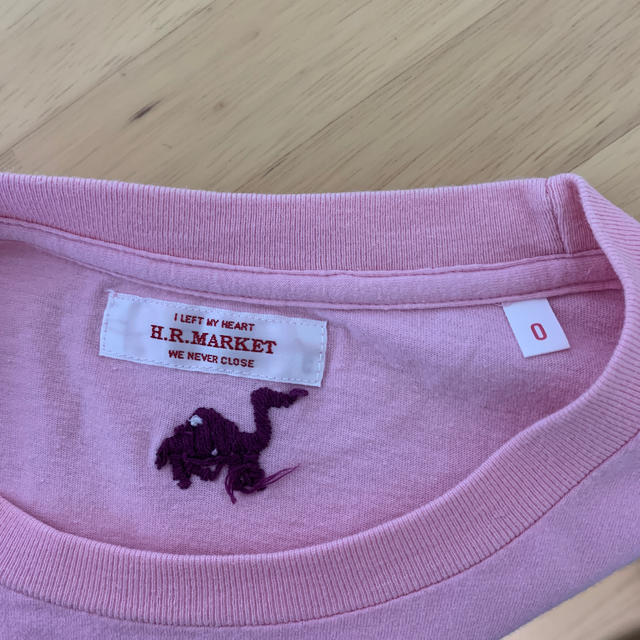 HOLLYWOOD RANCH MARKET(ハリウッドランチマーケット)のハリウッドランチマーケット 半袖Tシャツ サイズ0 メンズのトップス(Tシャツ/カットソー(半袖/袖なし))の商品写真