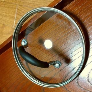 ムジルシリョウヒン(MUJI (無印良品))の無印良品 鍋 ナベ 蓋 フタ(鍋/フライパン)