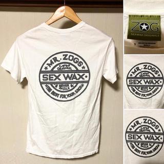 STANDARD CALIFORNIA - レア❗️SEXWAX セックスワックス 定番ロゴ プリント Tシャツ