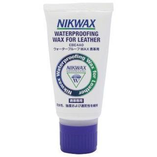 NIKWAXニクワックス【ウォータープルーフWAX 革用】表革専用撥水剤(その他)