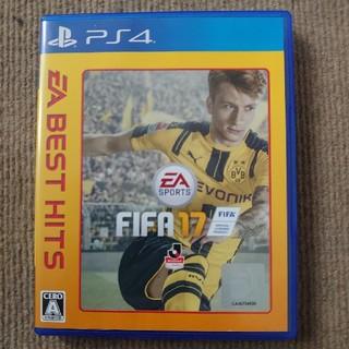 プレイステーション4(PlayStation4)のFIFA 17(EA BEST HITS) PS4 動作確認済(家庭用ゲームソフト)
