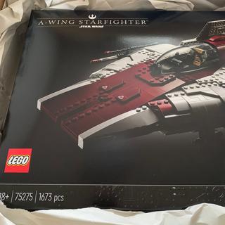 レゴ(Lego)の新品未開封 流通限定商品 LEGO スターウォーズ Aウイング・スターファイター(模型/プラモデル)