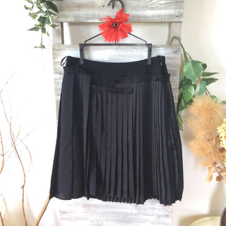 アツロウタヤマ(ATSURO TAYAMA)のアツロウ タヤマ プリーツスカート(ひざ丈スカート)