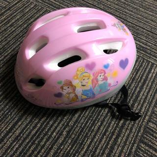 ディズニー(Disney)のアイデス プリンセス ヘルメット(自転車)