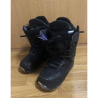バートン(BURTON)のBurton supreme ASIANFIT 24.5(ブーツ)