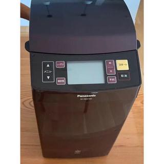 パナソニック(Panasonic)の【新品、未使用】パナソニック SD-RBM1001-T GOPAN (ホームベーカリー)
