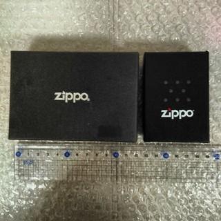 ジッポー(ZIPPO)のジッポの箱2つ(タバコグッズ)