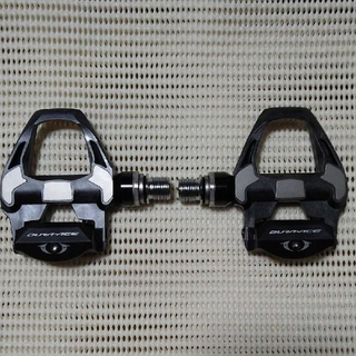 シマノ(SHIMANO)の【新品未使用】SHIMANO DURA-ACE SPD-SL  PD-R9100(パーツ)