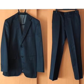 スーツ セットアップ ブラックストライプ(セットアップ)