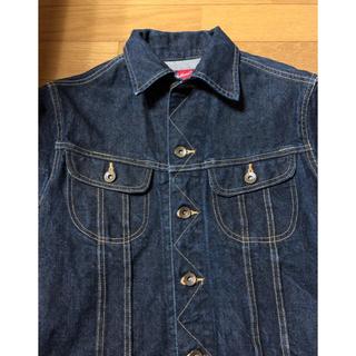 フルカウント(FULLCOUNT)の90s 濃紺 フルカウント デニムジャケット ジージャン(Gジャン/デニムジャケット)