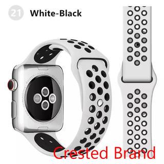 アップルウォッチ(Apple Watch)のApple Watch  アップルウォッチ スポーツ バンド ベルト(ラバーベルト)