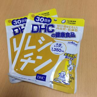 ディーエイチシー(DHC)のDHCレシチン30日分×2(その他)