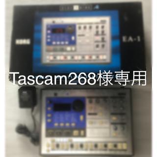 コルグ(KORG)のKORG ELECTRIBE EA-1 アナログ シンセサイザー 完動品(その他)