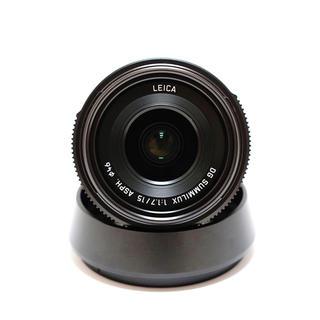 Panasonic - 単焦点レンズ LEICA DG SUMMILUX15mmF1.7 ASPH