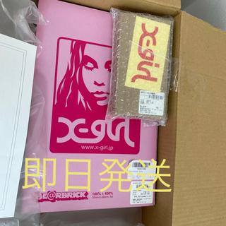 エックスガール(X-girl)のBE@RBRICK X-girl 2020 100% & 400% 新品未使用品(その他)
