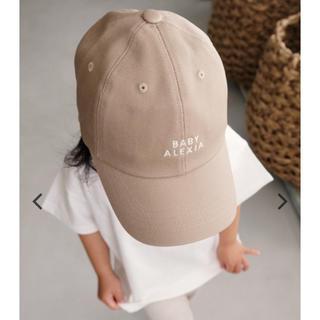 アリシアスタン(ALEXIA STAM)のBABY ALEXIA キャップ(帽子)