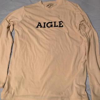 AIGLE - エーグルの長袖Tシャツ
