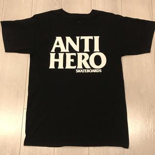 アンチヒーロー(ANTIHERO)のANTI HERO  Tシャツ サイズS(Tシャツ/カットソー(半袖/袖なし))