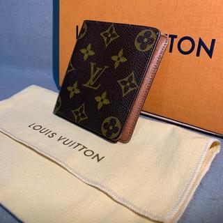 ルイヴィトン(LOUIS VUITTON)のルイヴィトン 折り財布 札入れ カード入れ(折り財布)
