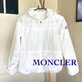 MONCLER - モンクレール MONCLER フード スプリング ナイロンジャケット
