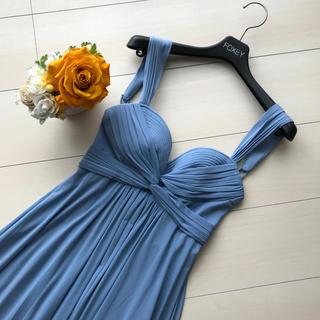 ビーシービージーマックスアズリア(BCBGMAXAZRIA)のBCBG MAXAZRIA ドレス XS(ロングドレス)