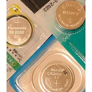 パナソニック(Panasonic)のリチウム電池 CR2032 5個 まとめて 未開封 格安で(携帯用ゲーム機本体)