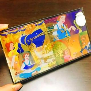 ディズニー(Disney)の美女と野獣 メイクパレット disney(コフレ/メイクアップセット)