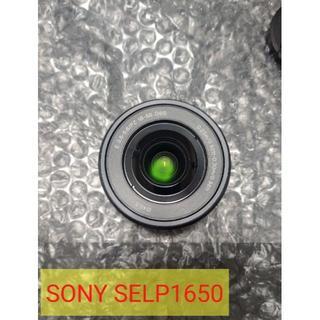 ソニー(SONY)の【SONY】標準ズームレンズ SELP1650(レンズ(ズーム))