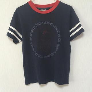 ピーナッツ(PEANUTS)のラグランTシャツ  PEANUTS ピーナッツ スヌーピー(Tシャツ/カットソー(半袖/袖なし))