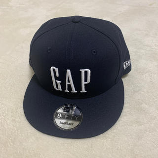 ギャップ(GAP)の【新品未使用】GAP × NEWERA ニューエラ 50周年記念 コラボ (キャップ)