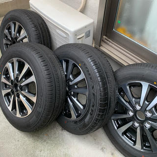 Goodyear - エスクァイア タイヤホイール 純正 新車外し 未使用